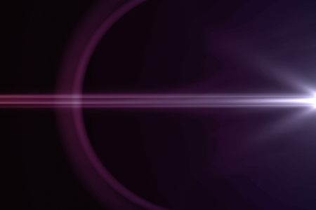 abstract violet light pulses and glows leaks motion background, with defocus horizontal lines movement effect
