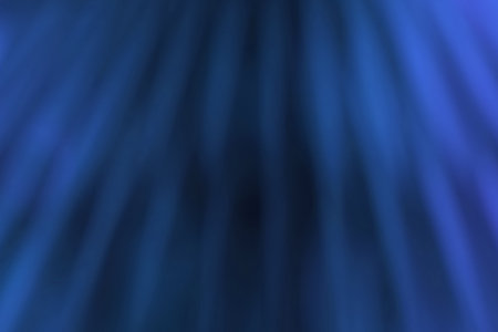 abstract form blue smoke like cloud wave effect on black background, flowing movement
