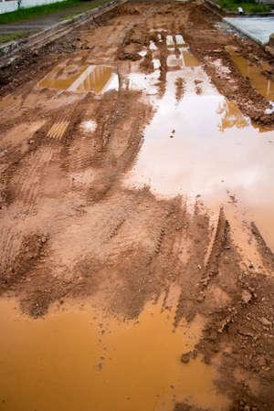mud road photo