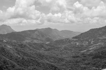 mountain, Thailand photo