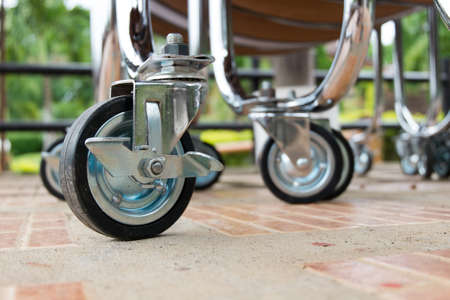 Cart Wheels photo