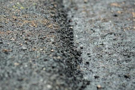 road work: Road Work Stock Photo