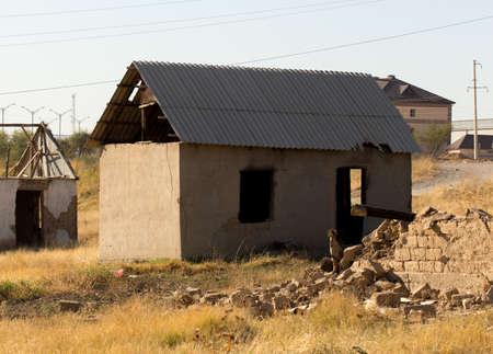 abandoned: abandoned house Stock Photo