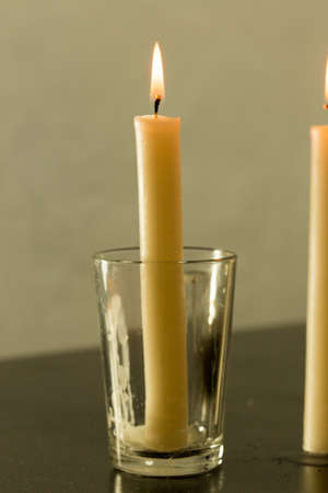 heat loss: candle macro