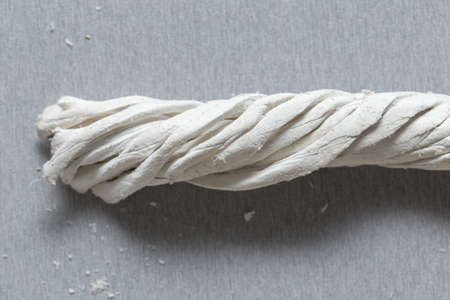 Flame-resistant ropes, ropes and cords