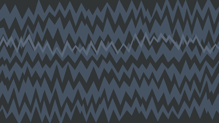 Cartoon Static Electric Interference Dark Pattern Background  イラスト・ベクター素材
