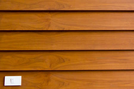 beautiful wooden wall Stock Photo
