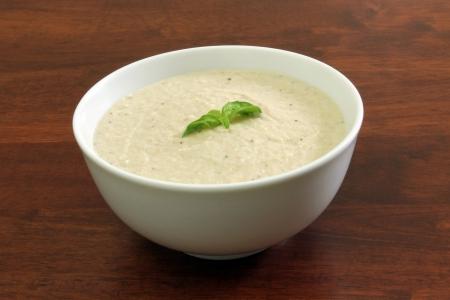 White Bean Dip in a Bowl