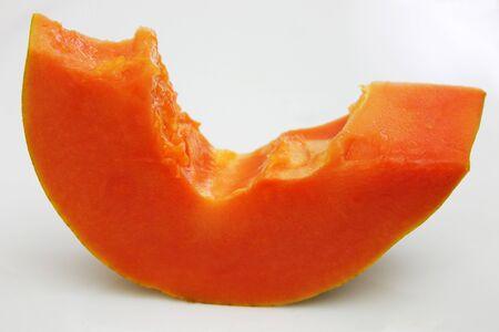 Large Papaya Slice