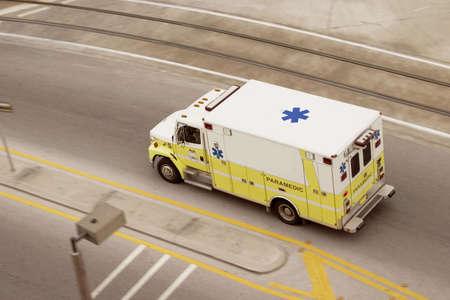 panning ambulance
