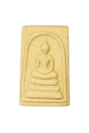 curios: Thai amulet Stock Photo