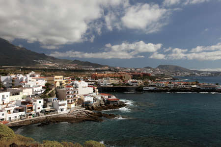 tropical luxury homes in Canary, Tenerife photo
