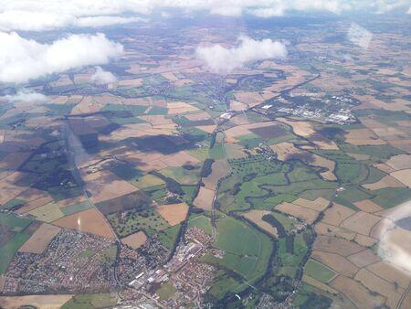 gliding: Gliding over Tadcaster