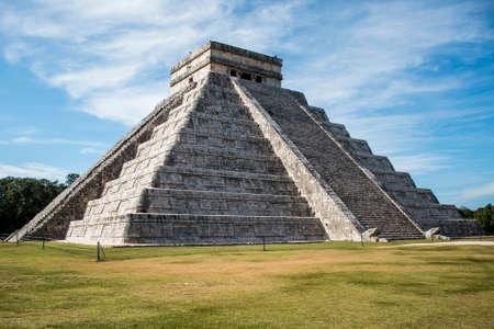 itza: Mexico maya yucatan Chichen Itza ruins 2