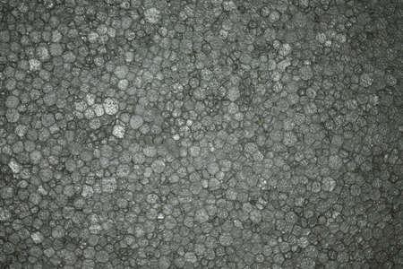 styrene: Background Texture closeup detail light grey