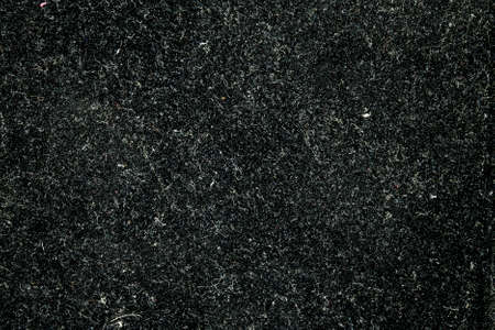 fuzz: Background Texture close up detail black Stock Photo