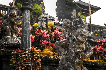 pura: Pura besakih mother temple Bali Indonesia near Gunung Agung 4