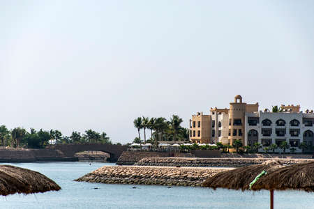 musandam: Sultanate of Oman Souly Bay Beach and Hotels Oceanside 2