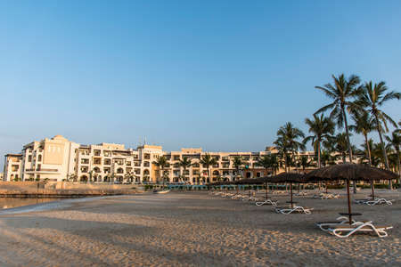musandam: Sultanate of Oman Souly Bay Beach and Hotels Oceanside 8