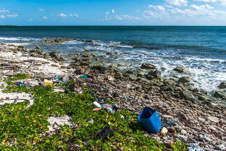 Mexico ocean Pollution Problem plastic litter 9