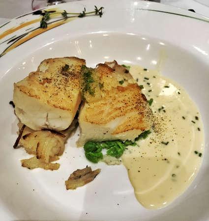 fish fillet: Fish fillet