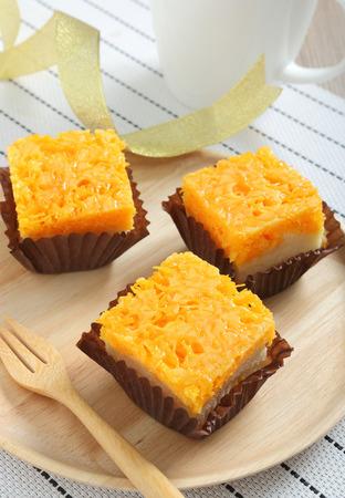 thong: Foi Thong Cake
