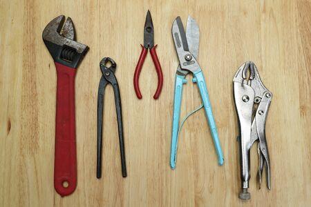 wirecutters: Wirecutters and Pliers