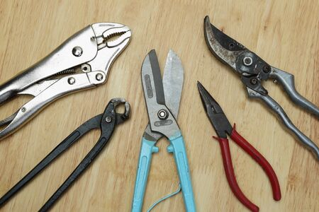 pliers: Wirecutters and Pliers