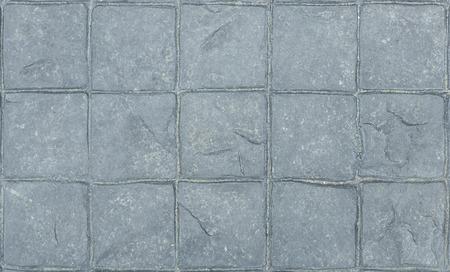 Grau Stampfbeton Boden Textur in natürliche gemusterten für den Hintergrund und Design Standard-Bild - 68117363