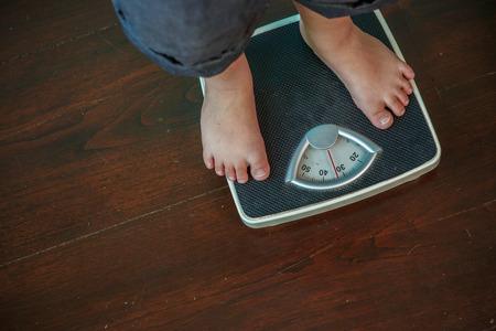 Fat Boy, sano e perde il concetto di peso Archivio Fotografico - 67430292