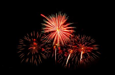 next year: Fireworks