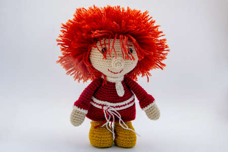 Brownie Amigurumi toys.Good gift to the child. Imagens
