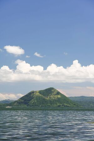 taal volcano and crater lake near tagaytay in the philippines Stock Photo - 6624996