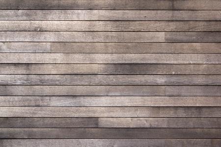 fond plein cadre de planches de bois usé granuleuse