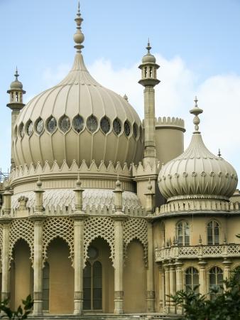 pavillion: brightons iconic regency royal pavillion west sussex england