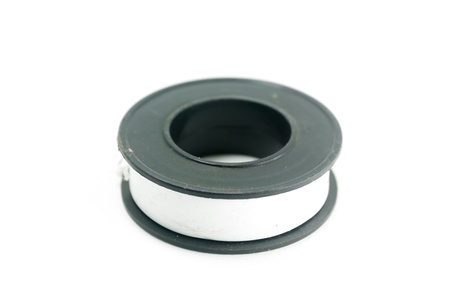 Thread seal tape isolated
