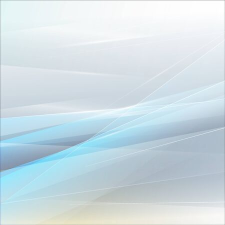 Light white abstract background vector