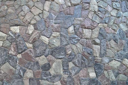 texture terrazzo floor Stock Photo