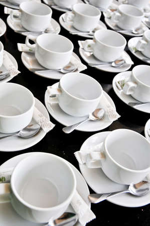 prepare coffee cup,teacup photo