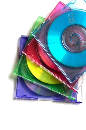 rewritable: Mini CD in box