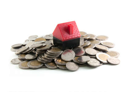 labor saving for buy new home Stock Photo - 10875045