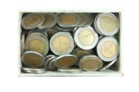 10 baht in the box photo