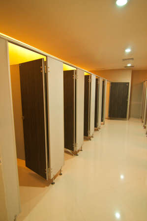 Public washroom facilities