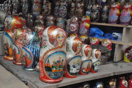 matroshka: Matroshka in market