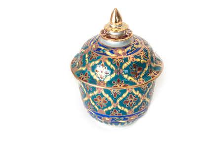 bowl thai design Stock Photo - 13825468