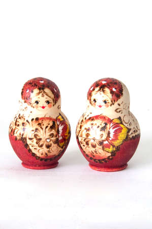 Russian dolls -  matrioska   modern   Wood craft  From Moscow,Russia