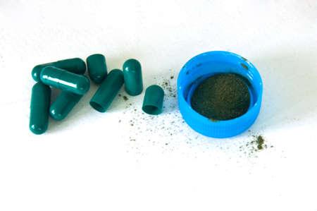 naturopath: Green Capsule- Herbal Medical
