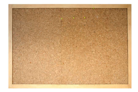 Empty bulletin board, cork board texture Stock Photo - 16905927