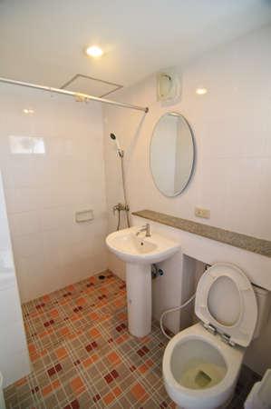 modern bathroom style of luxury interior Stock Photo - 20900311