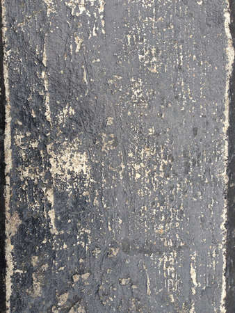 black: Old cement wall Texture
